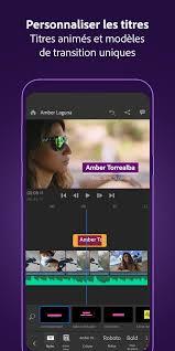 تحميل Adobe Premiere Rush مهكر للأندرويد برابط مباشر [ المدفوع ]