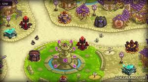 تحميل لعبة Kingdom Rush Vengeance مهكرة للأندرويد