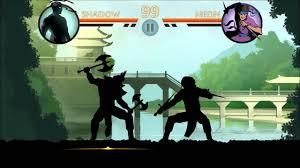 تحميل لعبة 3 Shadow fight مهكرة للأندرويد برابط مباشر [2020]