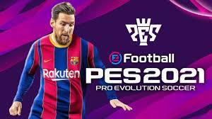 تحميل لعبة مهكرة 2021 PES