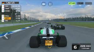 تحميل لعبة لعبة فورملان 1 مهكرة f1-mobile-racing للأندرويد