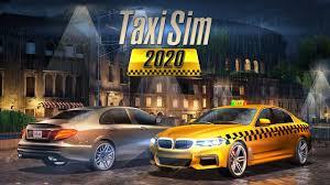 تنزيل لعبة Taxi Sim مهكرة من ميديا فاير[2021+APK]