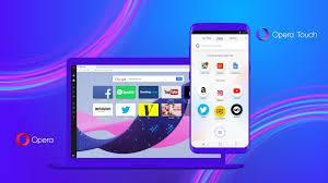 تحميل متصفح Opera Touch للأندرويد