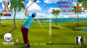تحميل لعبة الغولف مهكرة  ultimate golf للأندرويد 2020