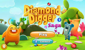 تحميل لعبة Diamond Digger Saga مهكرة [2020+APK]