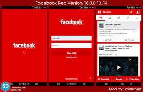 تحميل فايسبوك الأحمر Red Facebook للأندرويد [2021+APK