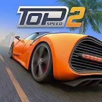 تحميل Top Speed: Drag & Fast Racing مهكرة للاندرويد آخر اصدار 2021