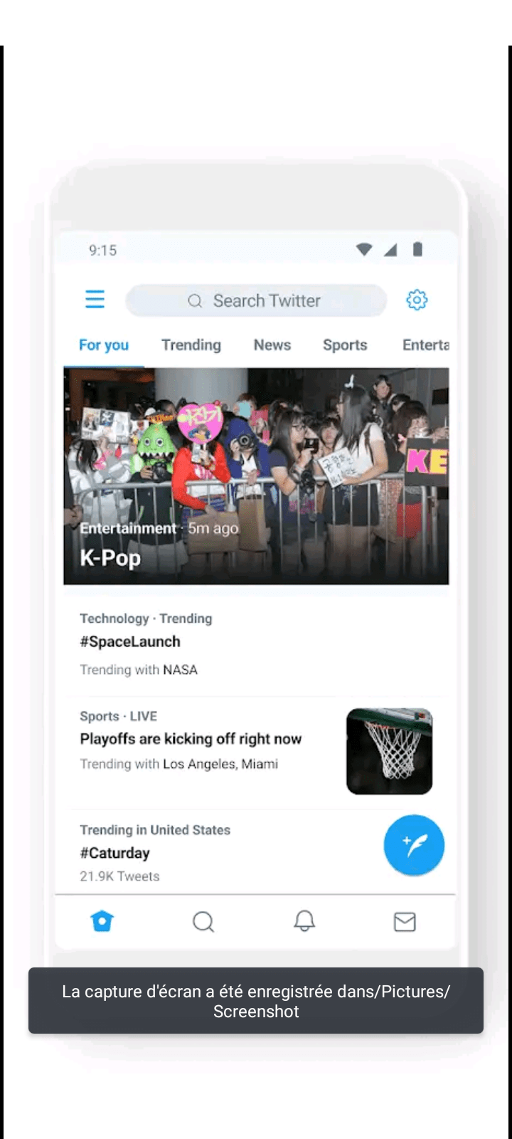 تحميل تويتر الذهبي Twitter Plus APK