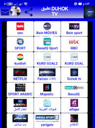 تحميل Hicham TV للاندرويد آخر اصدار 2021